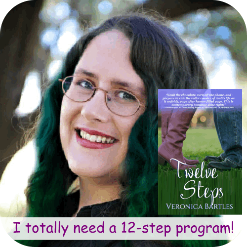 I totally need a twelve-step program. - Twibbon campaign