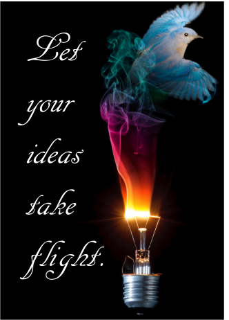 Veronica Bartles Graphic Designs - Let your ideas take flight